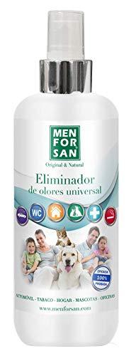 Menforsan Fragancia En Spray Eliminador De Olores Talco, Un Tamaño 200ml