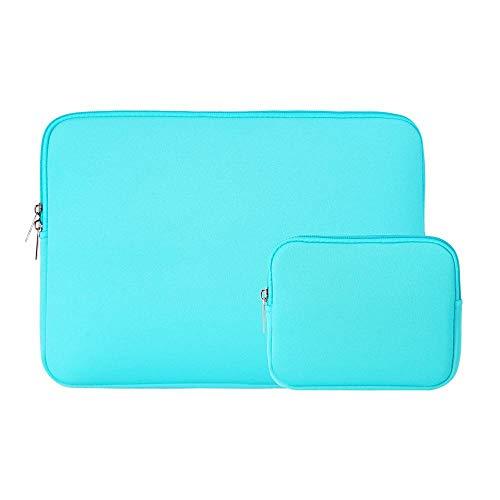 Mazu Homee Funda para tablet compatible con MacBook Pro de 13 a 13,3 pulgadas, MacBook Air, bolsa de neopreno impermeable con caja pequeña, varios colores