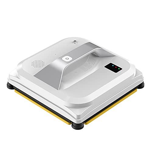 Robot laveur de vitre, Limpiador de Ventanas robótico Inteligente para Limpieza de vidrios, para Ventanas Altas Limpieza del Techo del hogar Robot automático de Limpieza de Ventanas