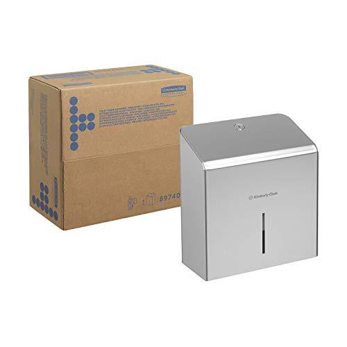 Kleenex 6777 Ultra Essuie Mains Enchev/êtr/és 124 Formats 2 Plis Moyen Blanc Pack de 30