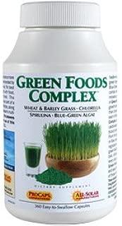 Andrew Lessman Green Foods Complex, 60 Capsules