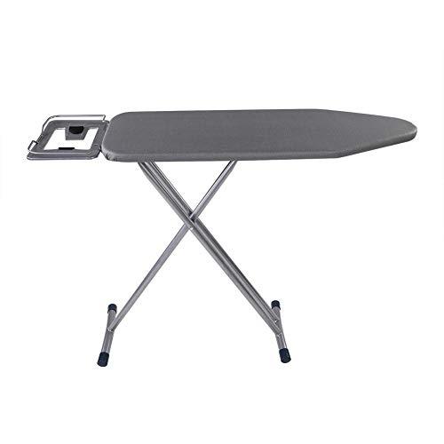 Mesa de planchar Mesa de planchar ignífuga portátil Mesa de planchar plegable de altura ajustable para uso doméstico de lavandería