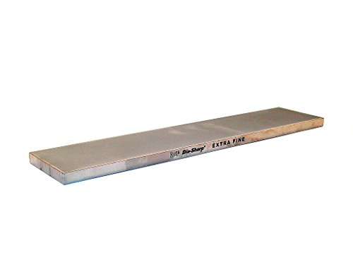 DMT D11E 11-1/2-Inch Dia-Sharp Continuous Diamond Surface Sharpening Bench Stone Extra-Fine