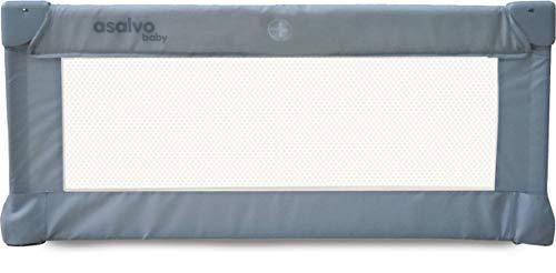 Barrière de lit Baby Fox 90 cm - Gris