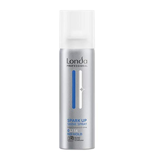Londa Spark Up Shine Spray No Hold, 1er Pack, (1x 200 ml)