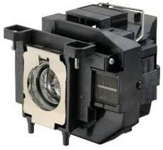 Replacement for Epson Megaplex Mg-850hd Lamp & Housing Projector Tv Lamp Bulb by Technical Precision