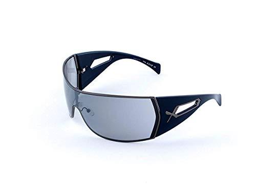 Exté EX 71202 azul gafas de sol de diseño deportivo diseño Unisex