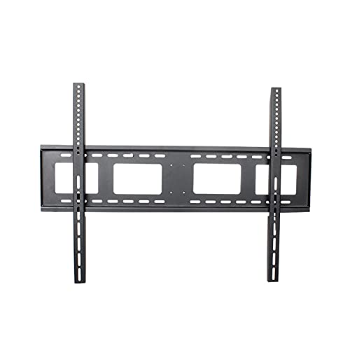 VERDELZ Soporte de Pared de TV Ultrafino Universal Grueso, Adecuado para Soporte de Pared de TV Fijo de TV de Pantalla Plana LED LCD OLED de 55-100 Pulgadas