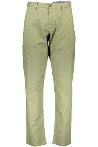 GANT heren The Tech Prep Slim Fit Chino broek, business/leger