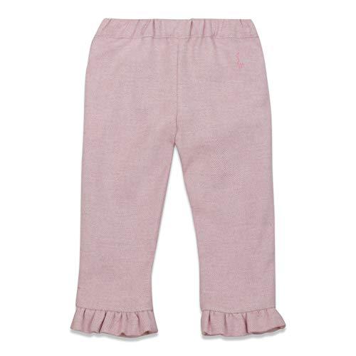 KATU Kids Made in Italy Pantalone Rosa Valencia (24 Mesi IT Bambina)