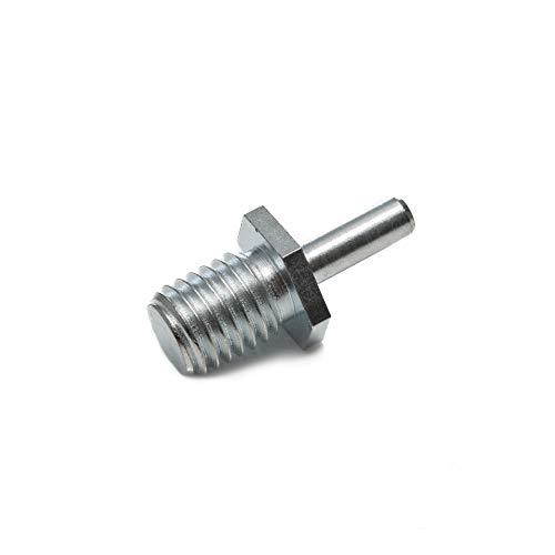 Glass Polish Adaptateur M14 x 2 à Tige 6 mm pour perceuse électrique Foret – Adaptateur pour Plaque arrière/Pad