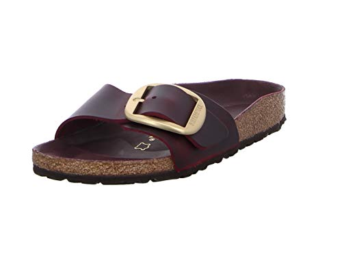 Birkenstock MADRID BIG BUCKLE SLIM Sandale 2020 zinfandel, 41