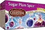 Celestial Seasonings Tea Sugar Plum Spice (Pack of 3)