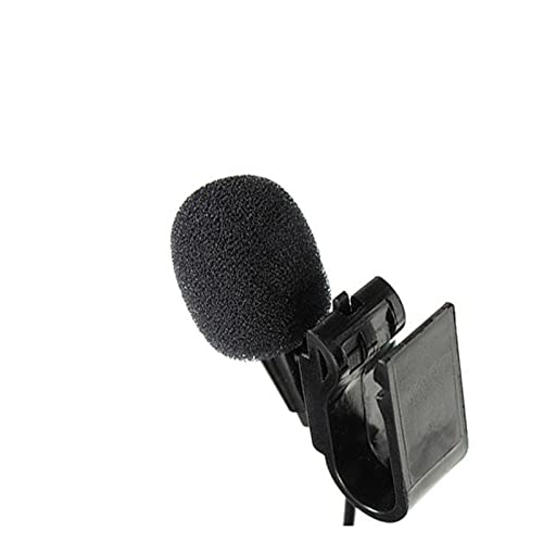 FSLLOVE Micrófono Bluetooth Handshree Smartphone Call Adapter Auxiliar Cable Apto para Mercedes Comand 2.0 APS 220 W211 W208 W168 W203