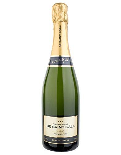 De Saint Gall Champagner Premier Cru Brut Tradition 12% 0,75l Flasche