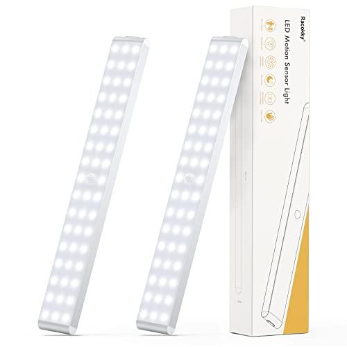 lampada led con sensore di movimento Luci notturne con sensore di movimento per interni 50 LED