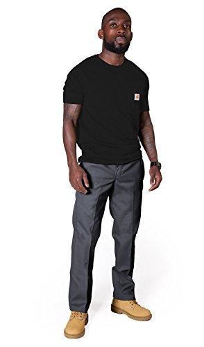Dickies 873 Slim herenbroek - grijze broek voor het werk mannen Pant O-Dog 873CHDICKIES