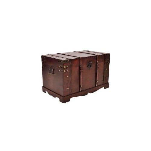Vintage Wooden Box Amazoncouk
