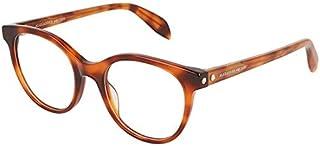 Alexander McQueen AM0131O LIGHT HAVANA 49/20/145 women eyewear frame