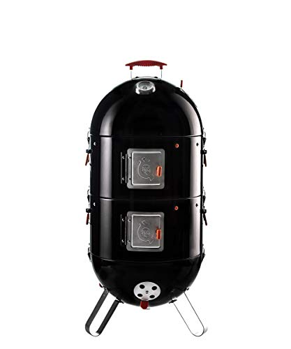 ProQ Frontier Elite BBQ Smoker - Version 4.0