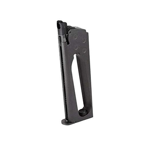 Chargeur Gaz Co2 17BBS 185021 ou 185150 pr Colt 1911 Anniversary A1, M1911 et Blackwater BW1911