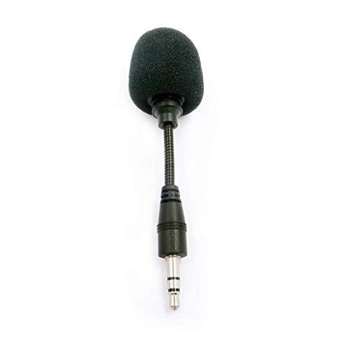Elastyczny 3.5 Mm Wtyk Mikrofon Głośnik Przenośny Jack Mini Mikrofon Do Telefonu Komórkowego Laptop Notebook 1 Zamówienie
