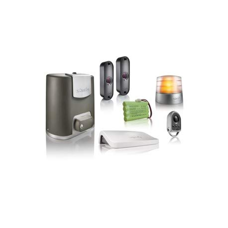 Somfy Elixo 500 3S IO Pack CONNEXOON