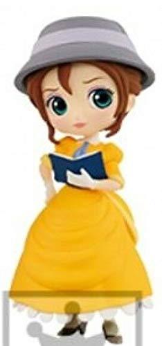 Figura de Colección Jane Porter Tarzan 7cm Serie QPOSKET Petit Disney Characters Banpresto Disney
