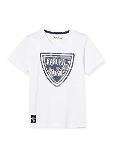 KAPORAL Orven T-Shirt, White, 16A Bambino