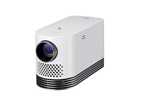 "LG HF80LSR, Proyector Full HD (1920 x 1080 hasta 120"", Fuente Láser, 150.000:1, Mini Jack 3.5 mm, LAN RJ45, Smart Share"