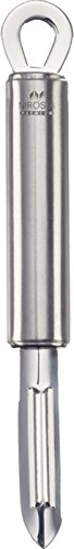 Fackelmann 40591 Nirosta Premium Éplucheur Inox 18 / 10