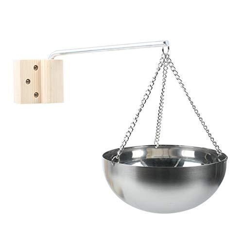Stainless Steel Sauna Aroma Bowl, Aromatherapy Oil Cup Sauna & SPA...