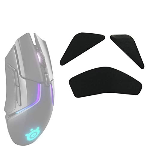 Slipping Mouse Improvement Feet Skates Compatible for SteelSeries Rival 650 600 Gaming Mouse
