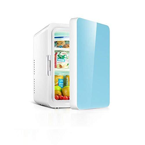 Mini Bar Nevera De Mesa 10L Car Refrigerator Mini Dual Refrigerator For Home And Car Household Small Refrigerator Refrigerator Refrigerator Thermostat-B