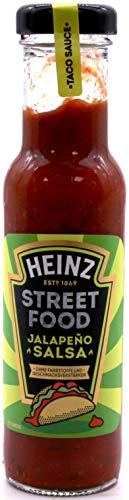 Heinz Streetfood Jalapeno Salsa 6 x 235ml