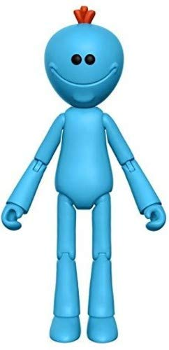 Funko- Rick & Morty Mr. Meeseeks Figura de Vinilo (12927)