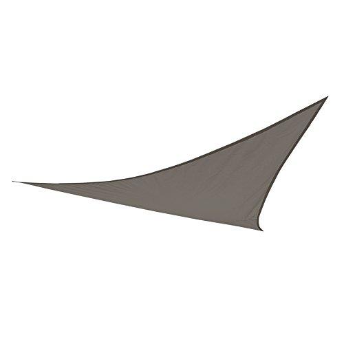 AKTIVE 53910 - Gazebo a Vela Triangolare Grigio 500x500x500 cm