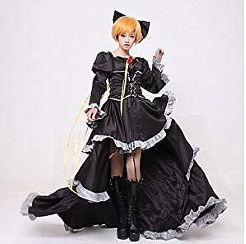 Sunkee Vocaloid Cosplay Inspirieren - Nachahmung SchwarzKagamine Ren Kleid, Größe S( Alle Größe Sind Wie Beschreibung Gesagt, überprüfen Sie Bitte Die Grüntabelle Vor Der Bestellung )