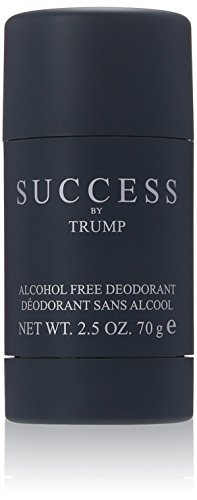 Donald Trump Success Deodorant for Men, Stick Fragrance 2.5 ounces Drakkar Noir Deodorant Stick