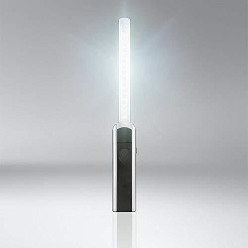 OSRAM LEDinspect PRO SLIMLINE 500, wiederaufladbare und extra dünne LED Inspektionslampe, LEDIL108, Arbeitslampe mit 6.000 Kelvin, 500/250 Lumen, Faltschachtel (1 Stück)