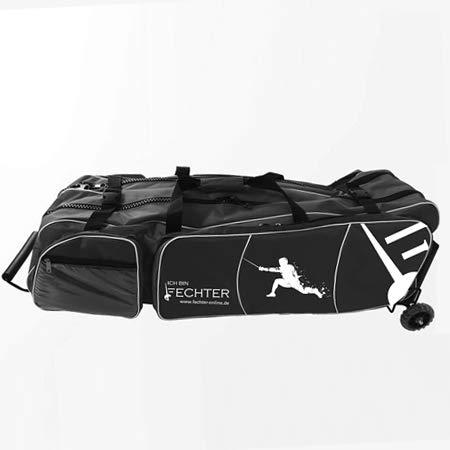 BEYOND FENCING Fechttasche Rollbag Premium *** (Silber)