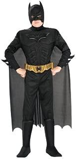 Best black batman costume Reviews