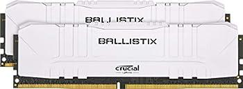 Crucial Ballistix 16GB (2 x 8GB) PC4-28800 Desktop Memory