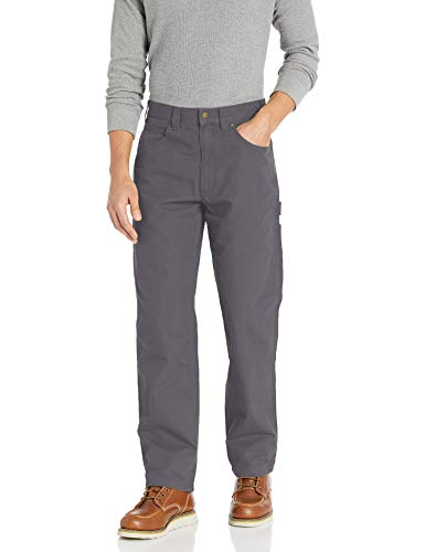 Amazon Essentials Carpenter with Tool Pockets jeans, Grey, 30W x 30L