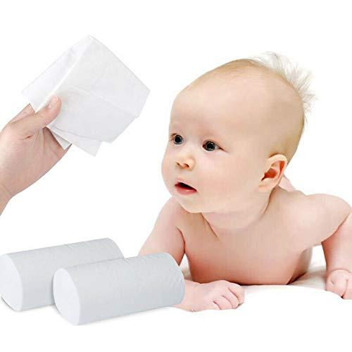 DTCFH 12 Pcs Coreless Papier Toilette...