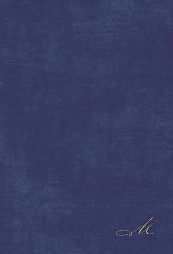 NBLA Biblia de Estudio MacArthur, Tapa Dura, Azul, Interior a dos colores