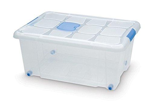 Plastic Forte -Pack de 6 Cajas de ordenación n 3 36 litros