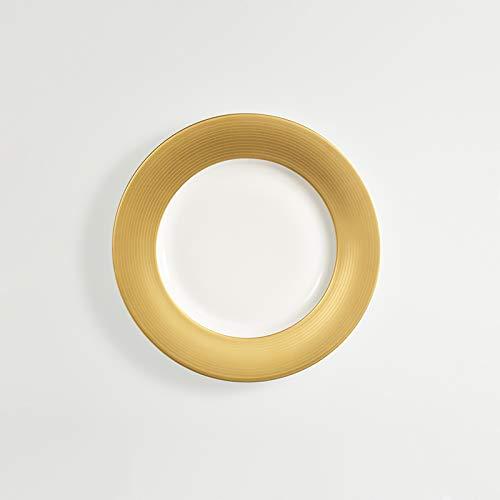 Dibbern Pure Gold Teller Flach 21 cm