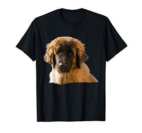 Cadeau de Leonberger pour la conception d'un chiot T-Shirt