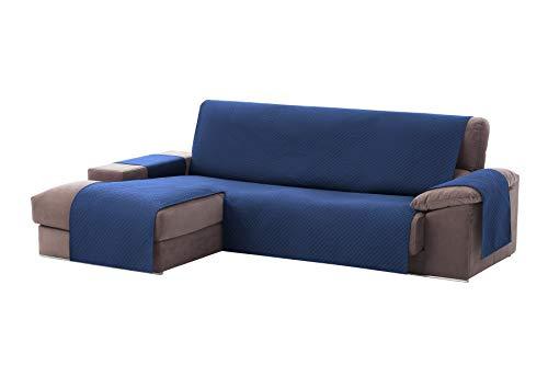 Textilhome - Funda Cubre Sofá Chaise Longue Adele, Protector para